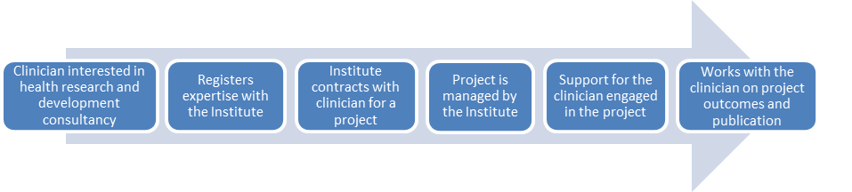 NZICHC Collaboration process diagram 2013